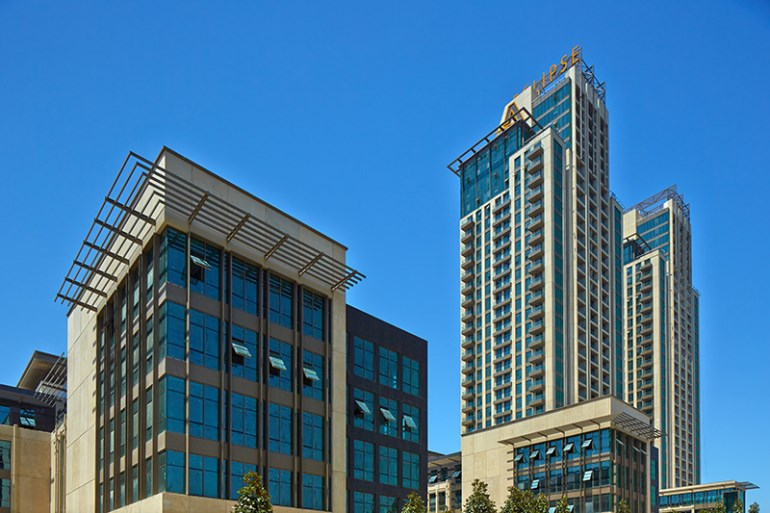 Profitable Offices for sale In Maslak Istanbul