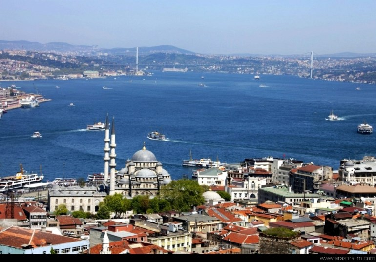 5 Star International Chain Hotel for sale In Istanbul