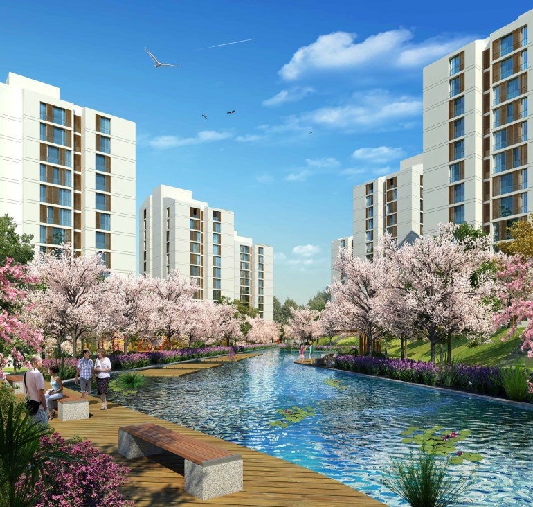 High Profit Guarantee Apartment for sale In Sancaktepe Istanbul