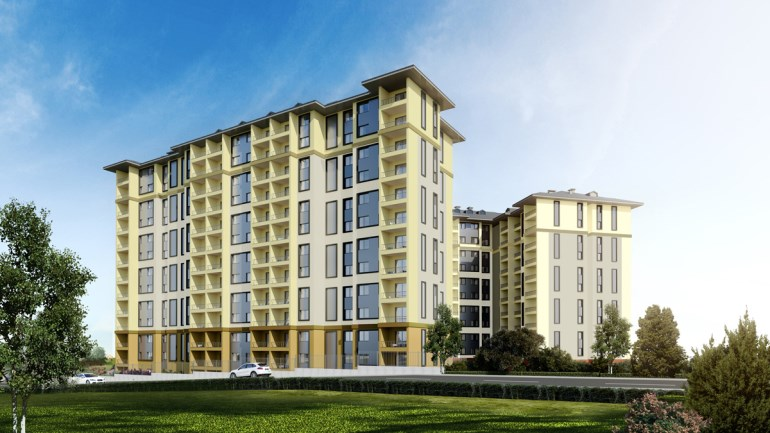 Innovative Apartment for sale In Bahcesehir Istanbul