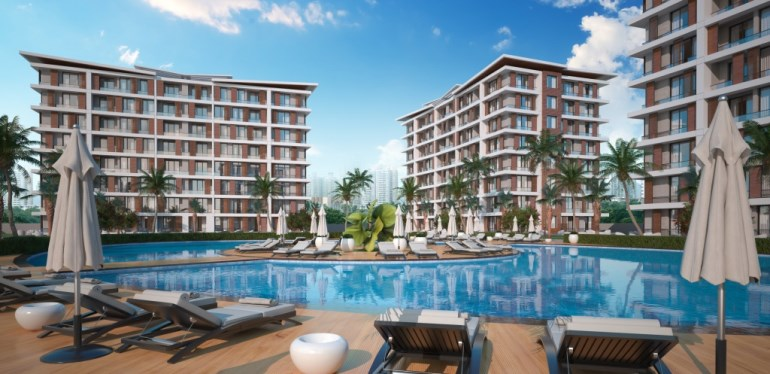 Installment Plan Available Apartment for sale In Istanbul