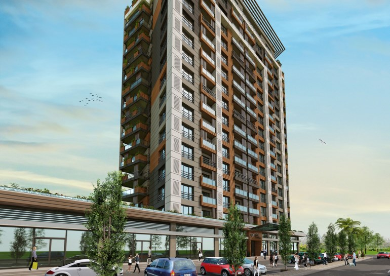 Investment Apartment for sale in Kucukcekmece Istanbul