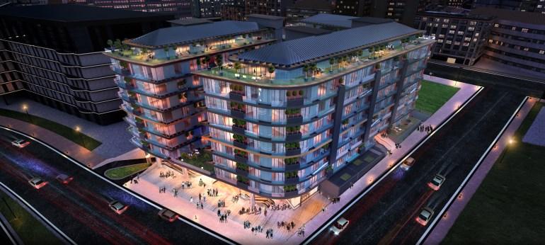 Modular Apartment for sale In Beyoglu Istanbul