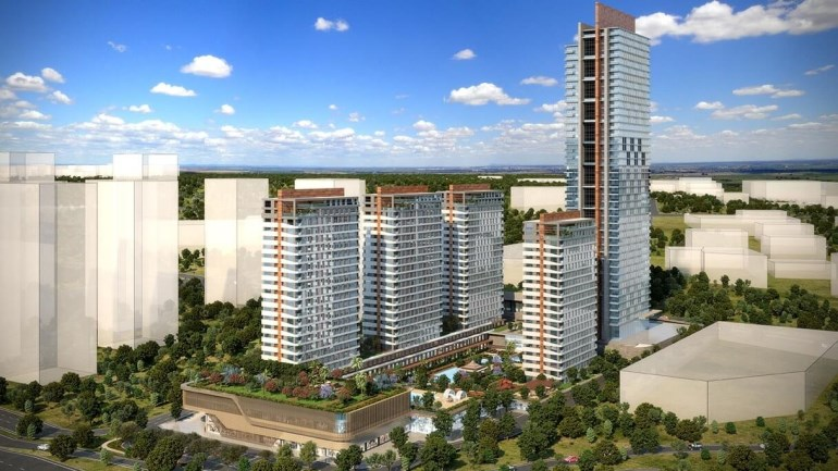 New profitable Project for sale In Esenyurt Istanbul