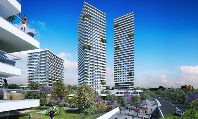 Profitable Apartments for sale In Bahcesehir Istanbul