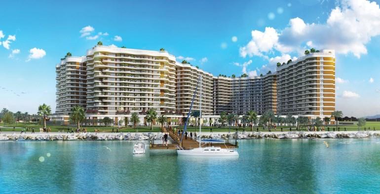 Sea Coast Apartment for sale In Kucukcekmece Istanbul