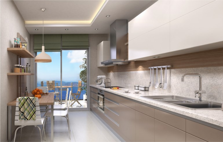 Beautiful Sea View Apartment For Sale In Kartal Istanbul Global