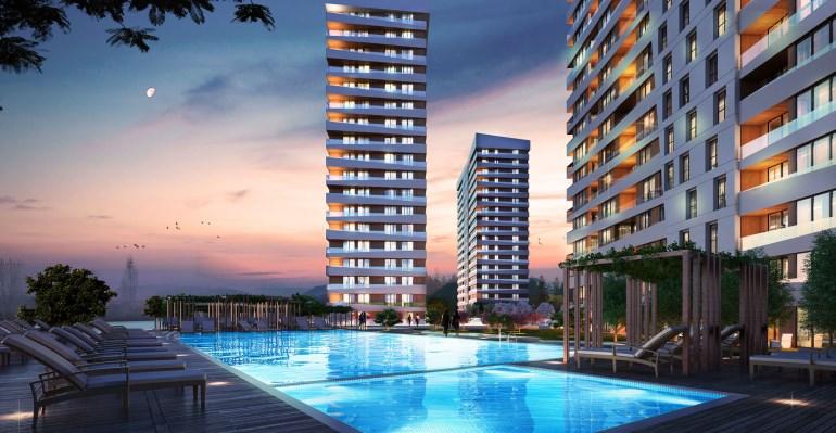 High Profit Apatment for sale In Gunesli Istanbul