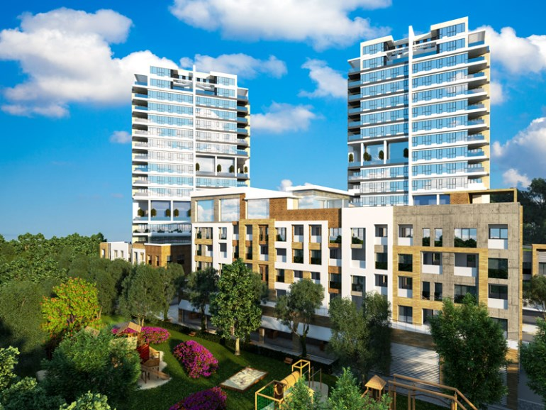 Peaceful Family Apartment for sale In Bahcesehir Istanbul