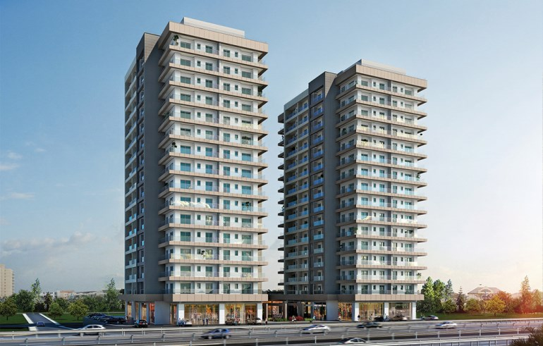 Profitable Apartment For Sale In Atakoy Istanbul