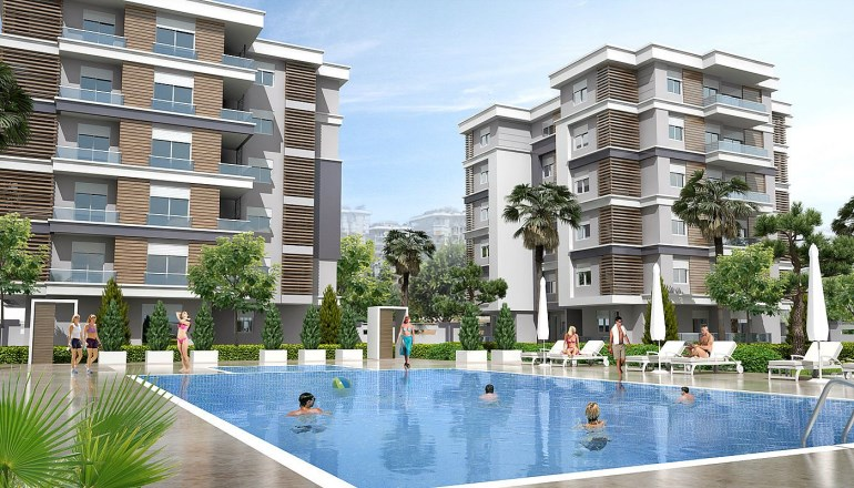 Beautiful Apartment for sale in Kepez Antalya
